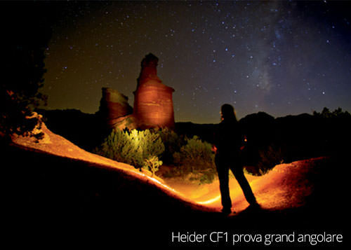 Heider CF1 150 minutes Lighting