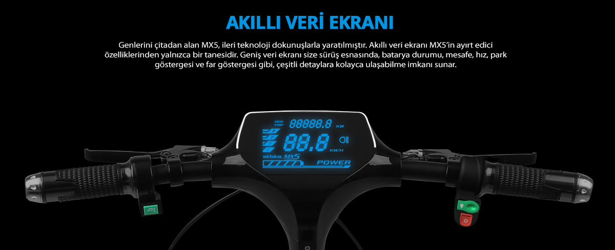 airbike mx5 intelligent