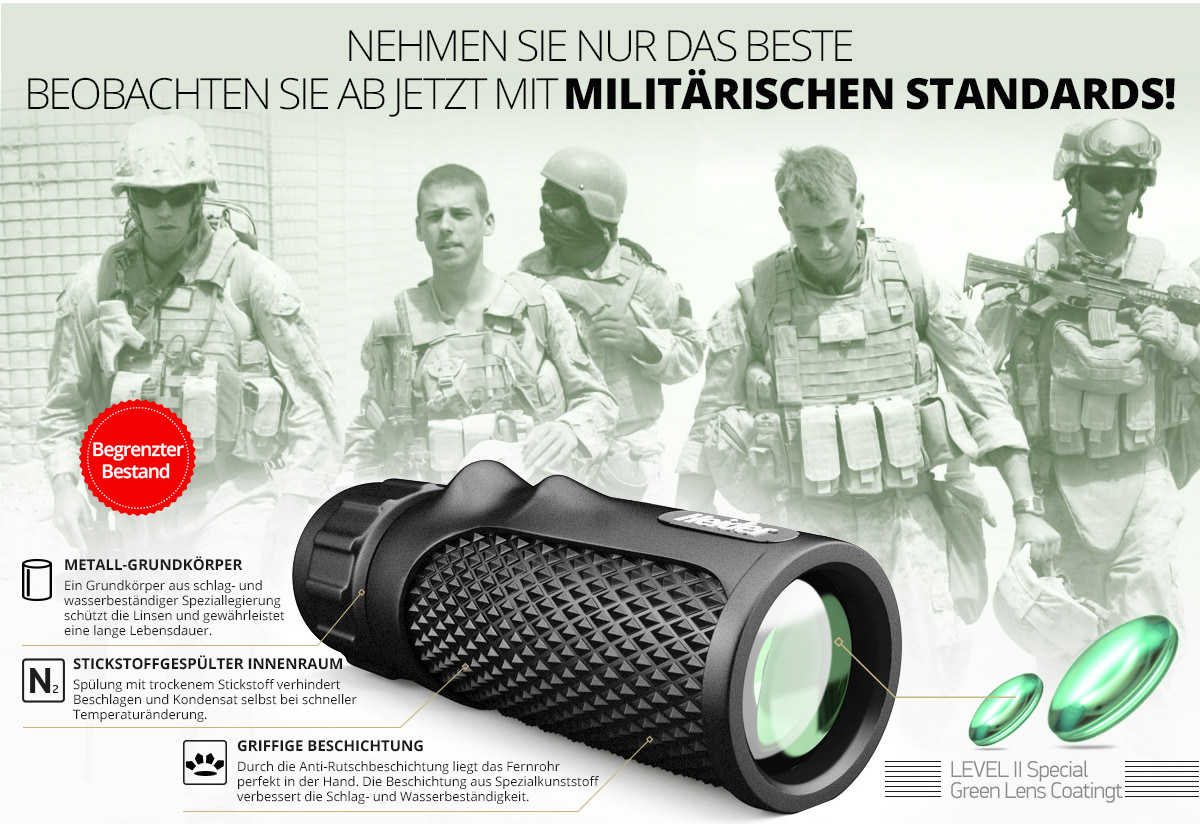 heider CD3 military binoculars