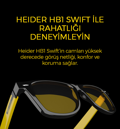 Heider HB1 Prescription Glasses